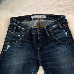 GUESS denim skinny jeans